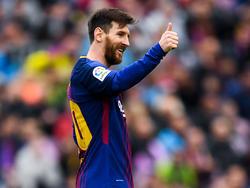 Darf seinen Namen als Marke schützen lassen: Superstar Lionel Messi