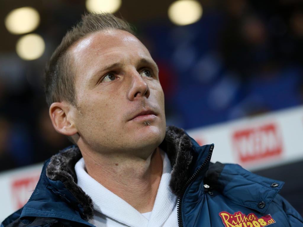 Jochen Fallmann ist nicht mehr Chefcoach bei Schlusslicht SKN St. Pölten