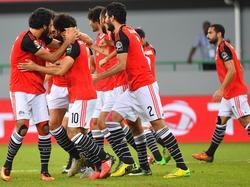 Ägypten steht im Finale des Afrika Cups