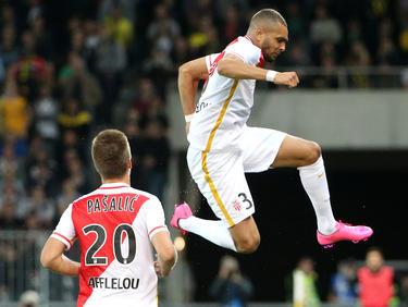 Laywin Kurzawa marcó el primer gol del Mónaco en Berna. (Foto: Getty)