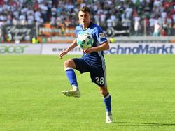 Alessandro Schöpf stand in dieser Saison 19 Mal für den FC Schalke 04 auf dem Feld