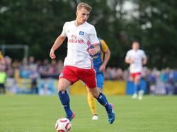 Jann-Fiete Arp gilt als größtes Talent des Hamburger SV