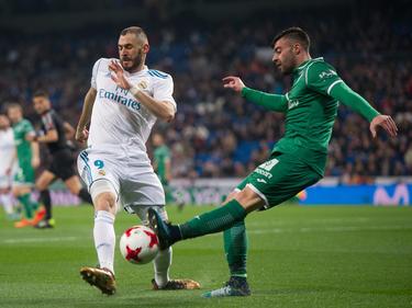 Der Treffer von Karim Benzema (l.) reichte Real Madrid nicht zum Weiterkommen