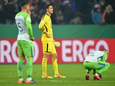 Der VfL Wolfsburg verzweifelt im Abstiegskampf