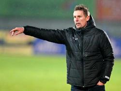 Austria-Lustenau-Trainer Gernot Plassnegger bekommt vier Neuzugänge