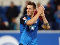 Niklas Süle erntet mit 1899 Hoffenheim zurzeit viel Applaus