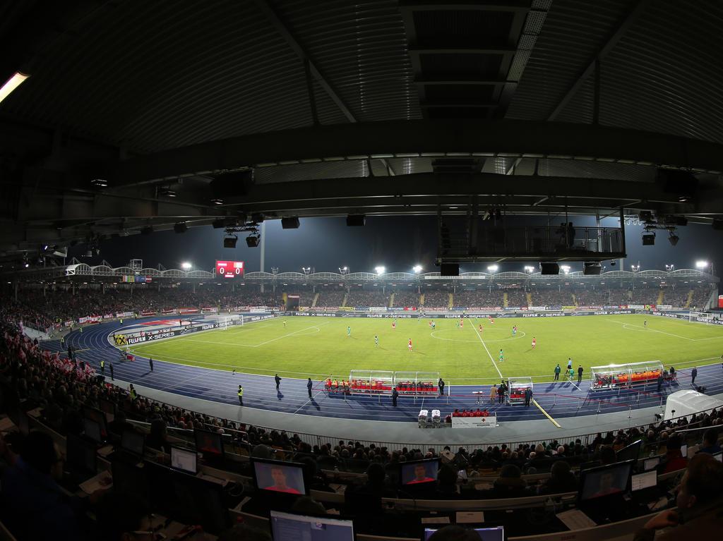 Der LASK wird bei einem Bundesliga-Aufstieg auf das Linzer Stadion vezichten