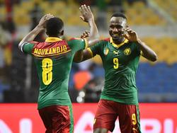 Kamerun steht im Finale des Afrika Cups