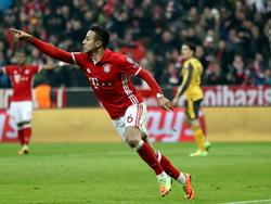 Thiago macht zur Zeit wieder in München von sich reden