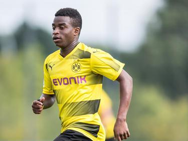 Youssoufa Moukoko steht bereits bei 26 Toren in der U17-Bundesliga West