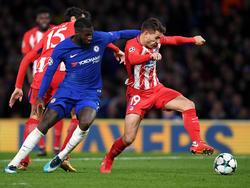 Atlético Madrid muss im kommenden Jahr in der Europa League ran