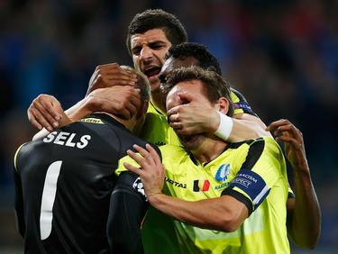 El Gante es una de la revelaciones de esta edición de la Champions. (Foto: Getty)