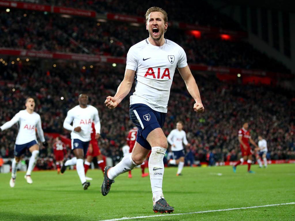 Sami Khedira ist von Tottenham-Stürmer Harry Kane begeistert