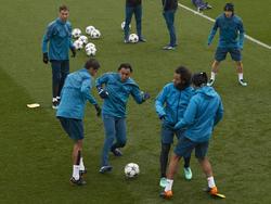 Real Madrid reist mit allen Stars nach München