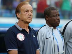 Nigeria vino a aprender al Mundial de Rusia. (Foto: Getty)