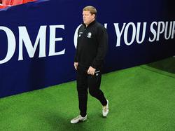 Hein Vanhaezebrouck wird neuer Trainer in Anderlecht