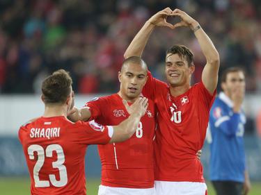 Schweiz schlägt Estland 3:0