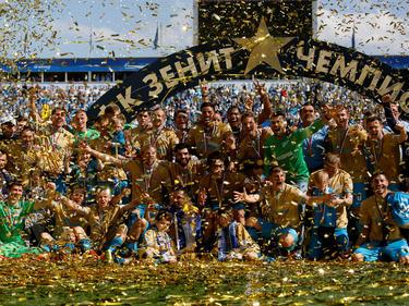 Als amtierender Meister geht Zenit St. Petersburg in die neue Saison