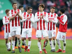 Die Zuversicht ist wieder da beim 1. FC Köln