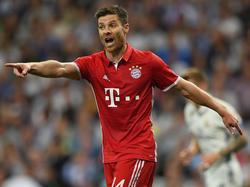 Xabi Alonso spielte bis 2017 beim FC Bayern München