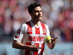 Jonas Hector hat beim 1. FC Köln noch einen Vertrag bis 2021