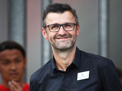Club-Coach Michael Köllner freut sich über Zuschüsse der DFL