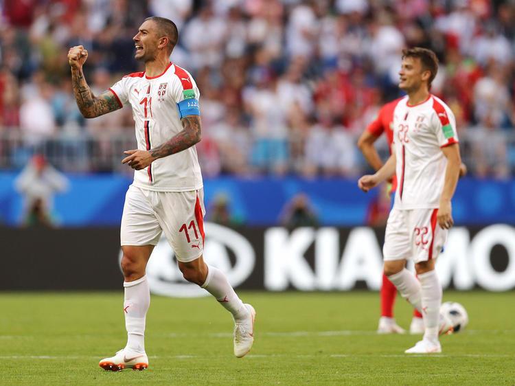 Gelungener WM-Auftakt für Serbien