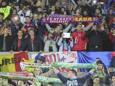 Ob den Steaua-Fans wohl der neue Name gefällt?