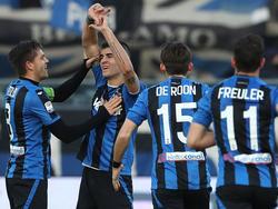 Nicht zu unterschätzen: Atalanta Bergamo spielt eine gute Rolle in der Serie A