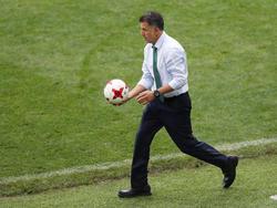 Entschuldigt sich für Fehlverhalten: Juan Carlos Osorio
