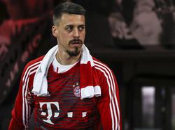 Schreibt ein zweites Kapitel beim FC Bayern: Sandro Wagner