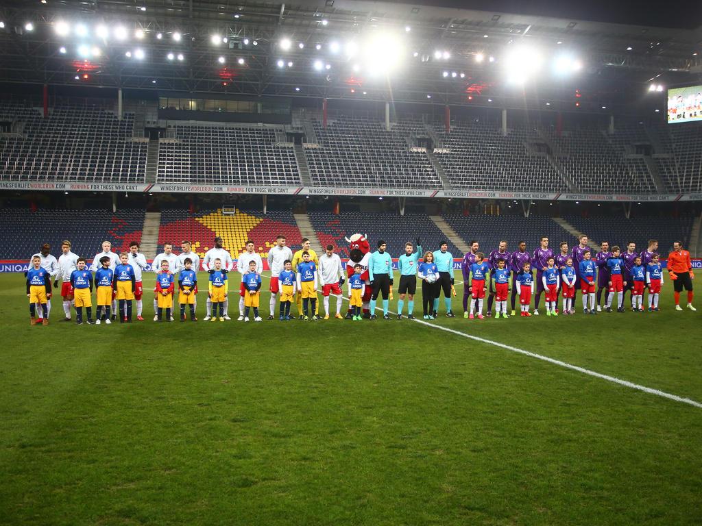Keine Schal-Fanschaft zwischen Salzburg und Dortmund