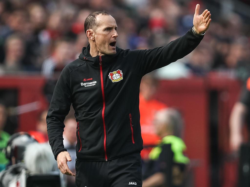 Will dem FC Bayern einen Strich durch die Rechnung machen: Heiko Herrlich