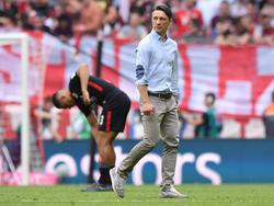 Das Team von Niko Kovac droht Europa zu verpassen
