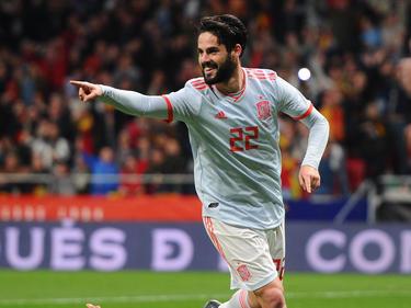 Isco es una pieza clave en el juego de la selección española. (Foto: Getty)