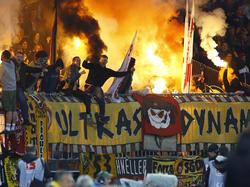Dynamo Dresden muss die Pyro-Strafe für seine Fans zahlen