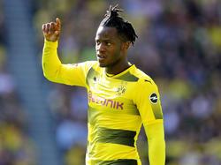 Michy Batshuayi ist an den BVB bis zum Saisonende ausgeliehen