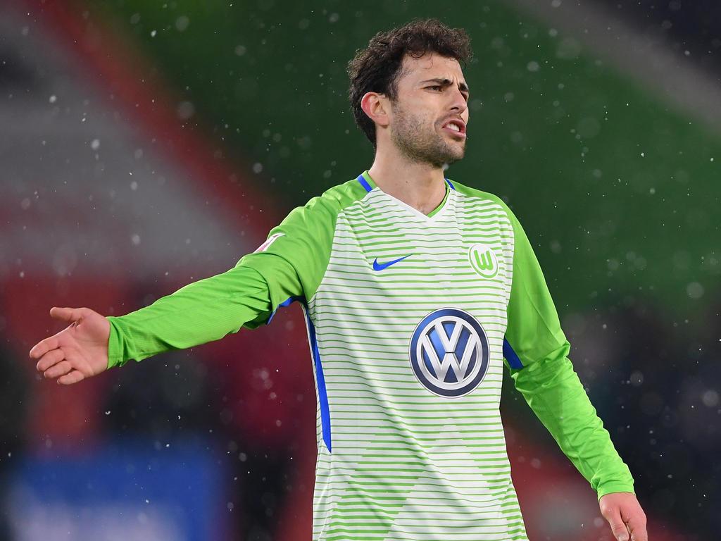 Admir Mehmedi fehlt dem VfL Wolfsburg mehrere Wochen