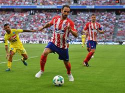 Juanfran fehlt Atlético gegen Arsenal