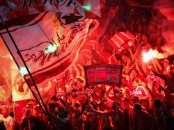 Das DFB-Pokalfinale war nicht nur auf dem Rasen eine hitzige Angelgenheit