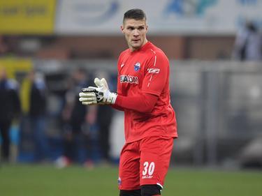 Brinkmann ist bis zum Saisonende an Trier ausgeliehen