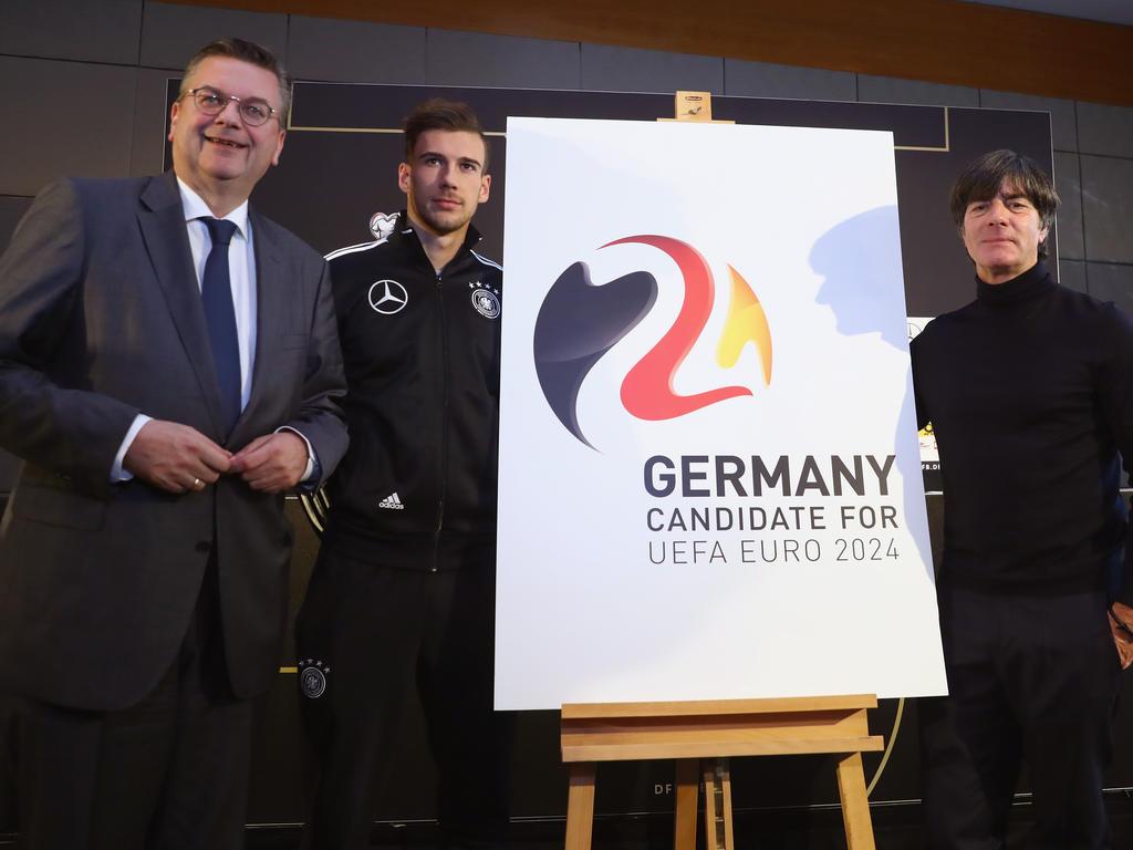 Der DFB hat das Motto für die EM 2024 präsentiert
