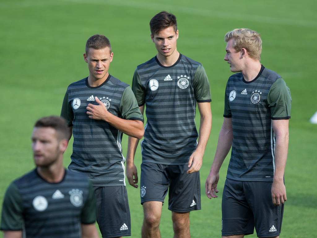 Der AC Milan soll Weigl und Brandt im Auge haben