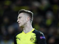 Marco Reus könnte die Partie gegen Bayern München verpassen