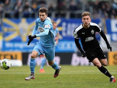 Der Chemnitzer FC setzt sich im Ost-Derby gegen Carl Zeiss Jena durch