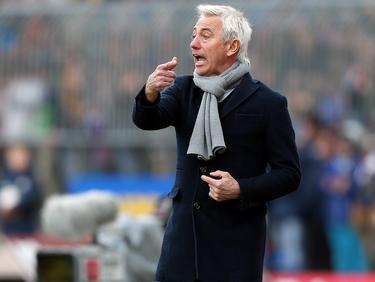Bert van Marwijk coacht Australien bei der WM