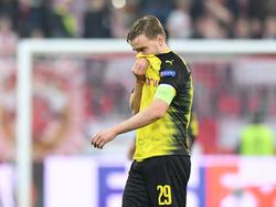 Marcel Schmelzer fand nach dem schwachen Auftritt in Salzburg klare Worte