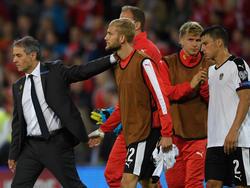 Die WM 2018 findet ohne das ÖFB-Team statt