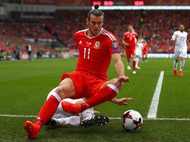 Gareth Bale marcó pero no valió para ganar. (Foto: Getty)