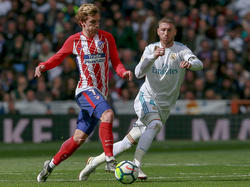 Atlético und Real haben heuer die Chance auf Historisches. © Getty Images/Gonzalo Arroyo Moreno